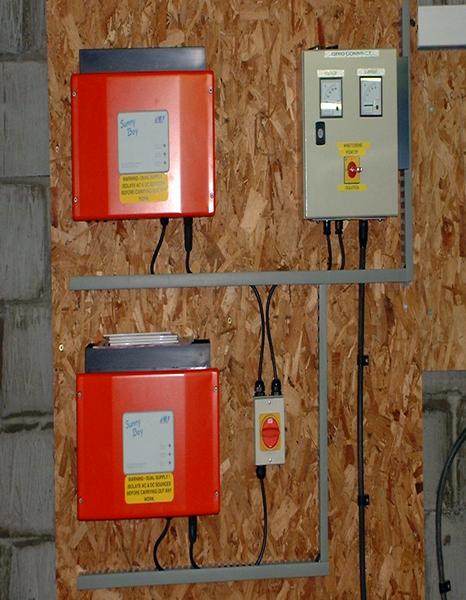 Installation d une olienne sur une exploitation agricole for Chambre agricole
