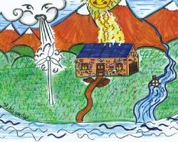 Les énergies renouvelables par Hildegarde